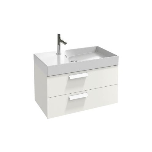 Rythmik meuble sous plan vasque 80 cm 2 tirois - Meuble sous vasque 80 cm ...